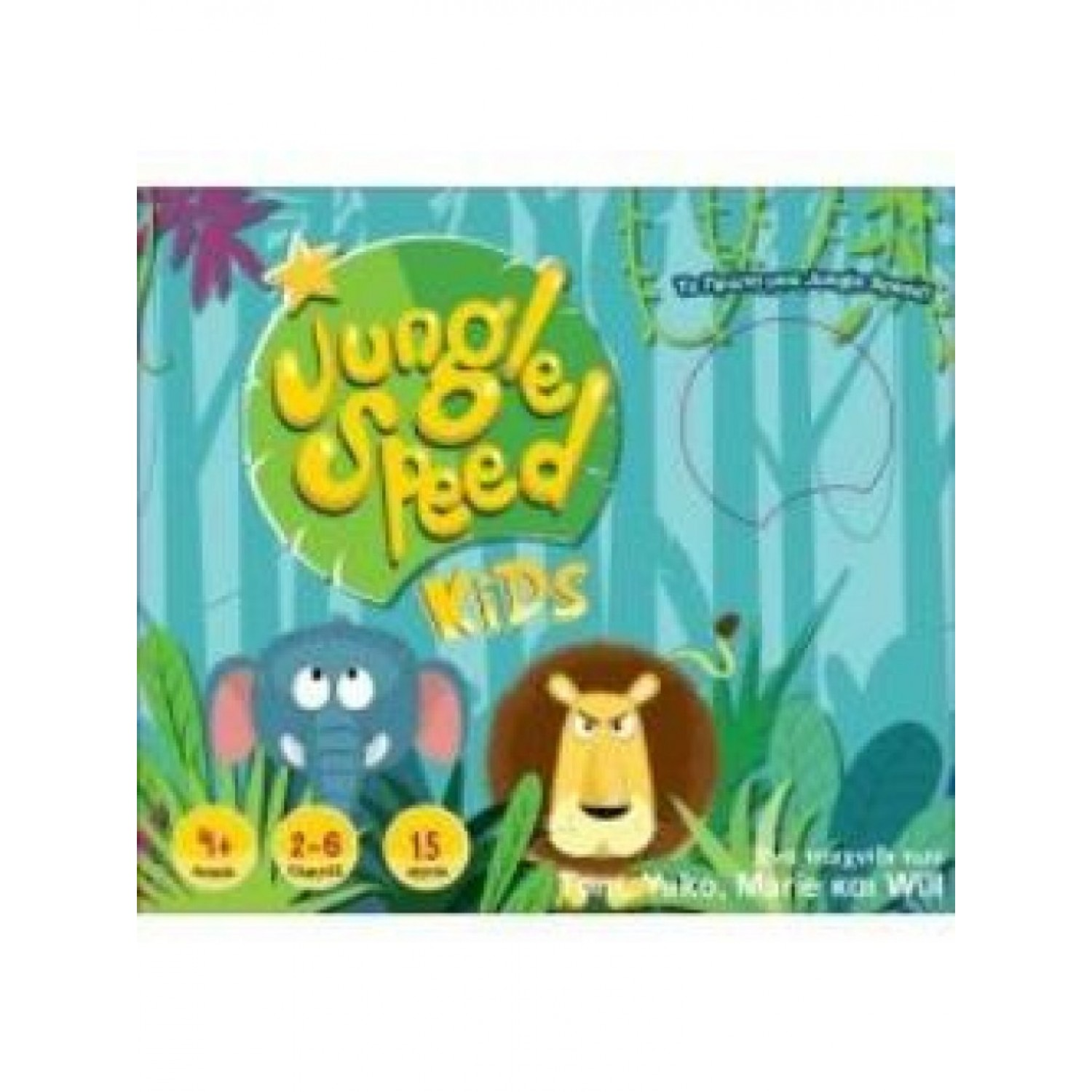 JUNGLE SPEED KIDS - ΚΑ112844
