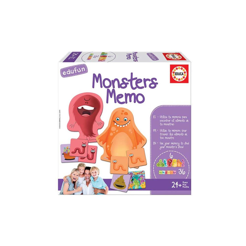 Τερατάκια- Monsters Memo 18126
