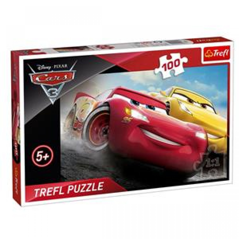 TREFL ΠΑΖΛ 100ΤΕΜ. DISNEY CARS 3 16333