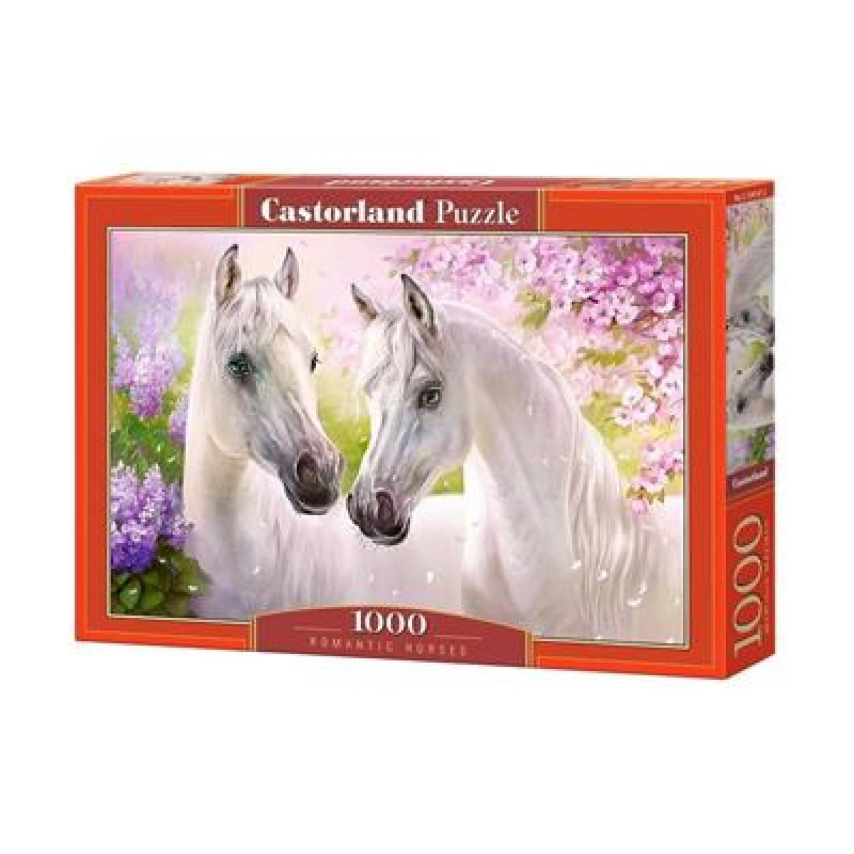CASTORLAND ΠΑΖΛ 1000ΤΕΜ. C-104147 ROMANTIC HORSES