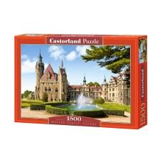 C-150670 Moszna Castle, Poland Puzzle 1500 pieces