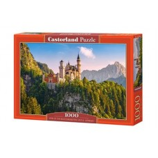 CASTORLAND ΠΑΖΛ 1000ΤΕΜ C-103706 VIEW OF THE NEUSCHWANSTEIN CASTLE, GERMANY