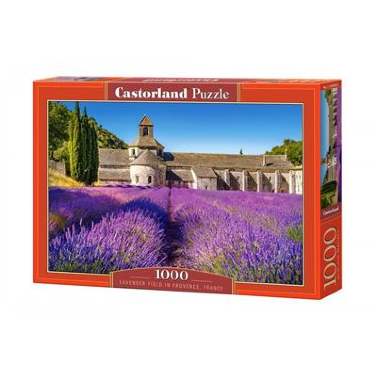 CASTORLAND ΠΑΖΛ 1000ΤΕΜ. C-104284 LAVENDER FIELD IN PROVENCE, FRANCE