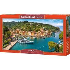 View of Portofino 4000pcs (C-400201) Castorland
