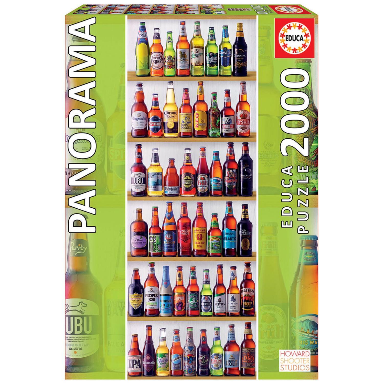 "EDUCA 2000 ΤΜΧ World Beers ""Panorama"" ΠΑΖΛ"