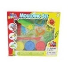Πλαστοζυμαράκι 28grΧ 3 xρώματα & 6 Εργαλεία Luna 620555