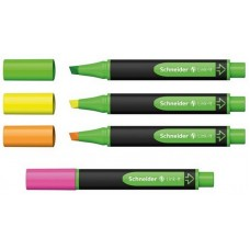 ΜΑΡΚΑΔΟΡΟΙ SCHNEIDER 119 LINK-IT HIGHLIGHTERS