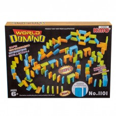 WORLD DOMINO 120 ΤΕΜ 31x22cm TOYmarkt 911238