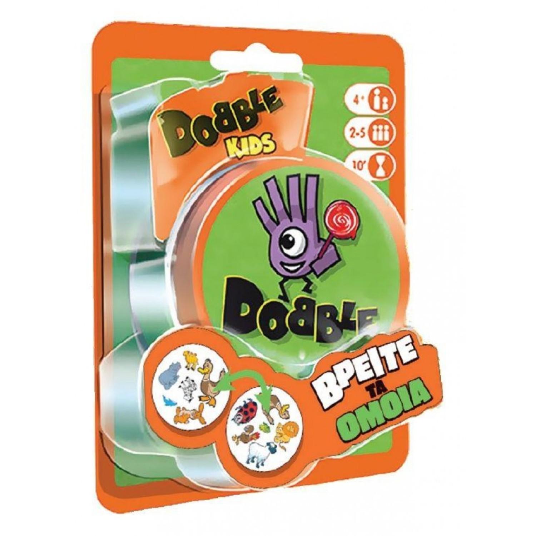 DOBBLE KIDS (BLISTER ΕΚΔΟΣΗ) - ΚΑ112837