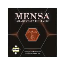 MENSA (ΝΕΑ ΕΚΔΟΣΗ) - ΚΑ111199