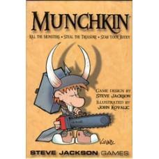 MUNCHKIN - ΚΑ110116