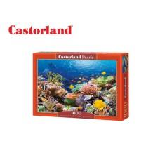 CASTORLAND ΠΑΖΛ 1000Τ. 68x47cm COLAL REEF