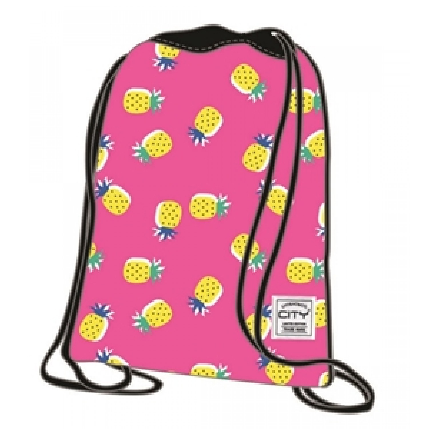 ΤΣΑΝΤΑ CITY DRAWSTRING 23377 ANANAS