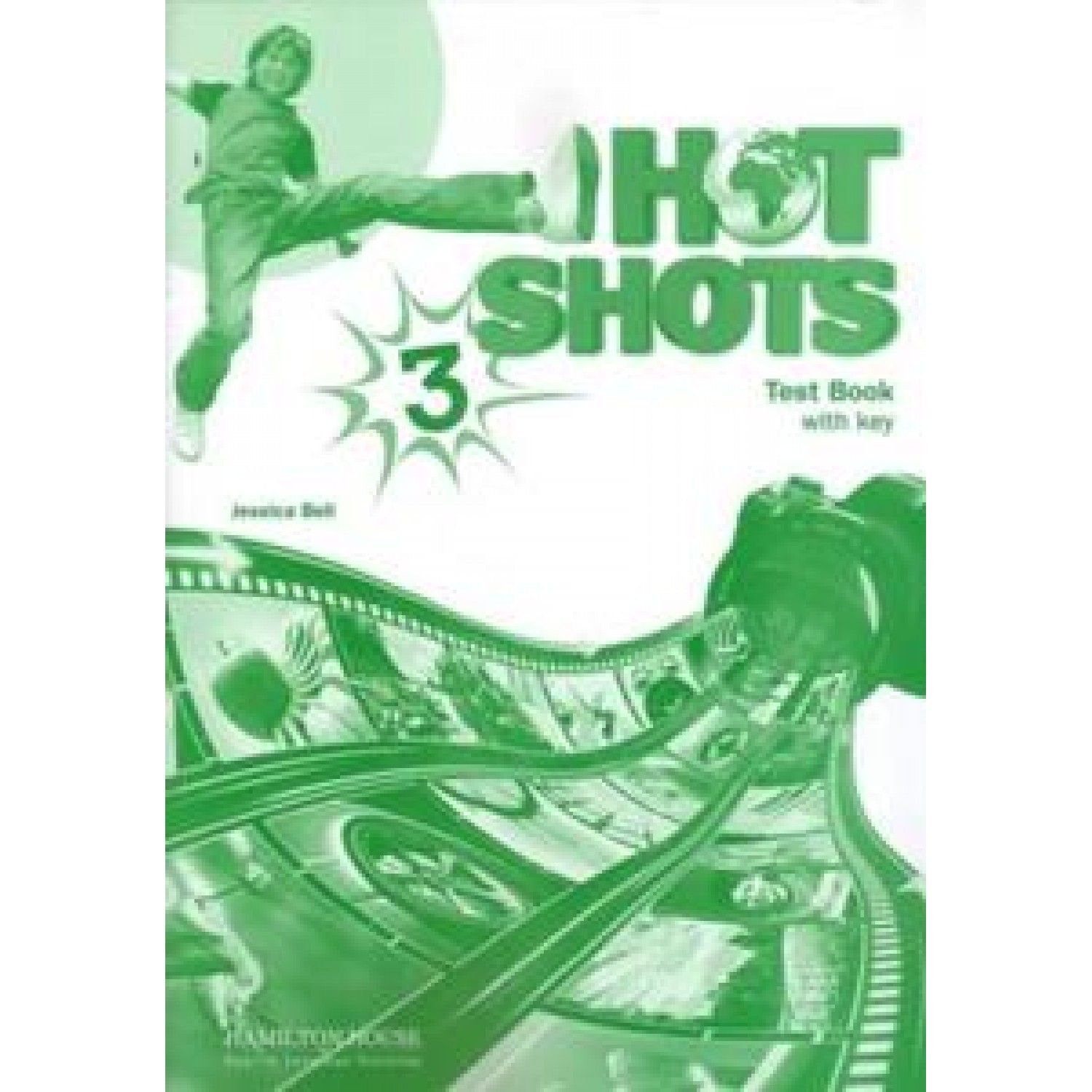 HOT SHOTS 3 TEST BOOK WITH KEY