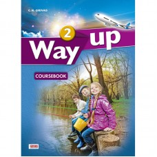 WAY UP 2 COURSEBOOK & WRITING TASK BOOKLET STUDENT'S SET